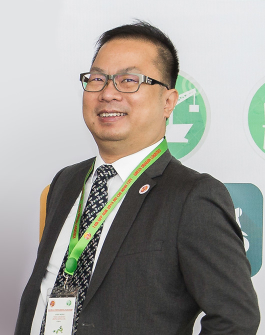 Mr Andy Wong