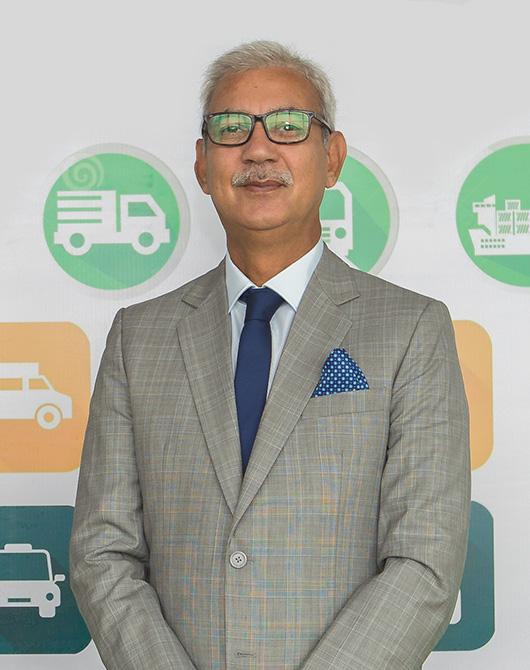 Mr Farrukh Iqbal