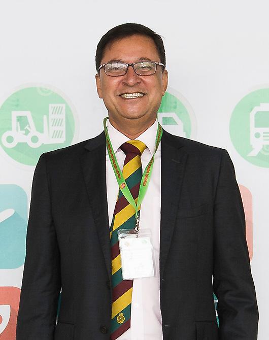 Mr Jameel Humayun