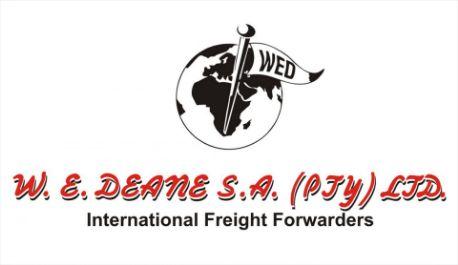 W.E. Deane S.A. (Pty) Ltd – Johannesburg